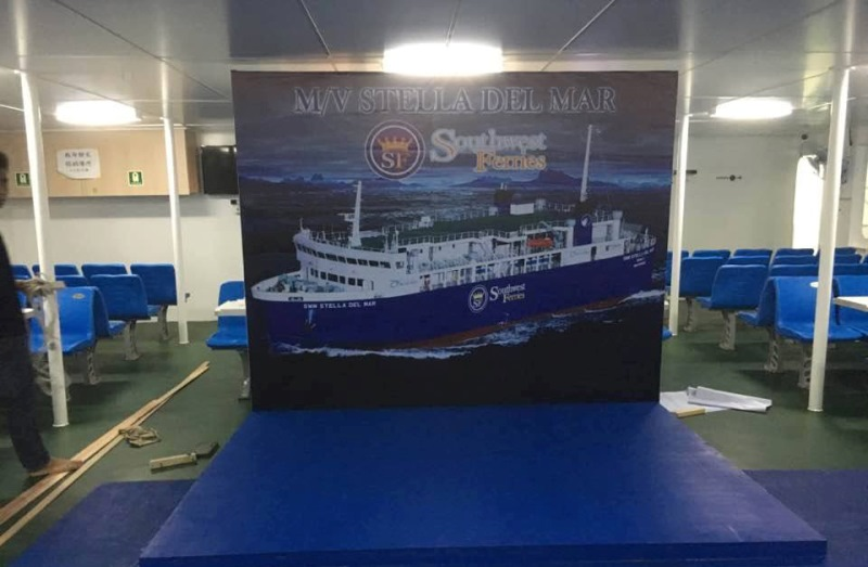 Mv Stella Del Mar Blessing Of Vessel Itech Digital