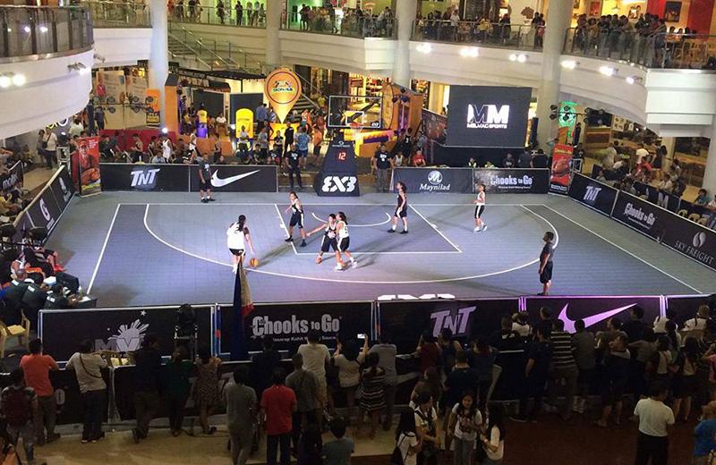 Fiba 3x3 Basketball National Challenge Itech Digital