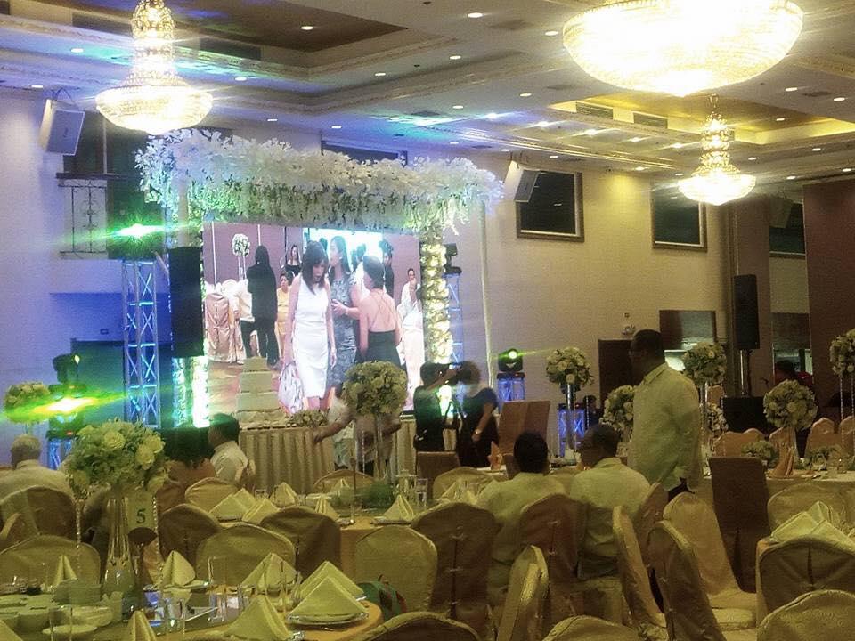 50th Wedding Anniversary Golden Bay Restaurant Itech
