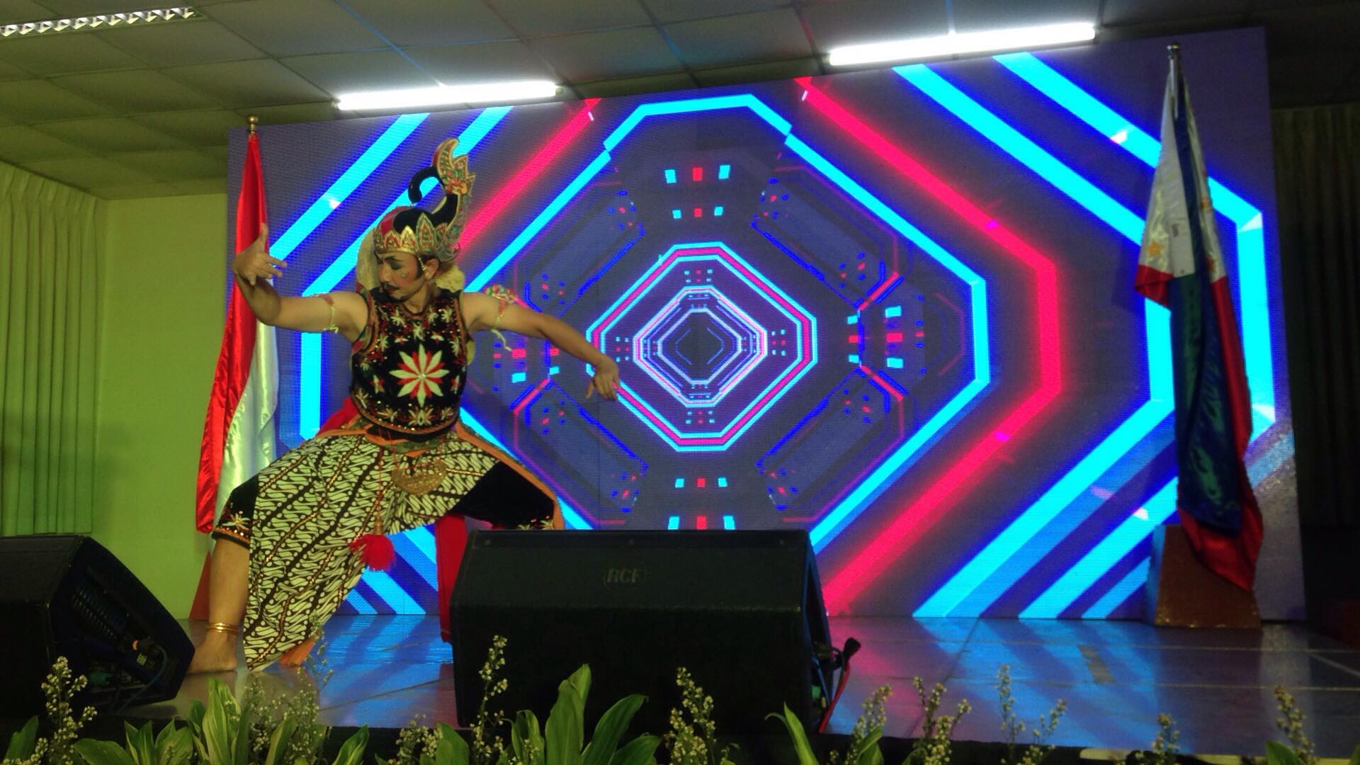 Indonesian Embassy Itech Digital Productions Philippines